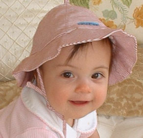 Older Baby With Hat